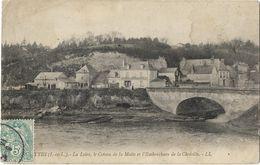 Fondettes - La Loire, Le Coteau De La Motte Et L'Embouchure De La Choisille - Fondettes