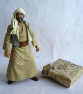 INDIANA JONES - RAIDERS OF THE LOST ARK - HASBRO 2008 - SALLAH Avec Caisse En Carton - Figurines