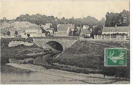 Fondettes - La Motte : Confluent De La Loire Et De La Choisille - Fondettes