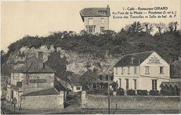 Fondettes - Café/Restaurant GIRARD - Au Pont De La Motte - Fondettes
