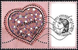 France 2005 - Hearth Of Cacharel + Label Cérès ( Mi 3898I - YT 3747A ) - France