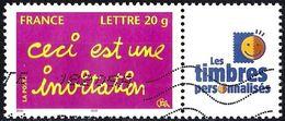 "France 2005 - "" Ceci Est Une Invitation "" ( Mi 3911 II - YT 3760A ) - France"