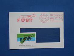 Ema, Meter, Kruiwagen, Wheelbarrow, Fort - Postzegels