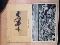 B3005- Tripoli, 2 Cartoline, Una Viaggiata 1937, Francobollo Asportato, Una Viaggiata 1912 - Libia