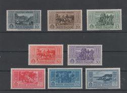 1932 Garibaldi P.o. Serietta MLH - 1900-44 Vittorio Emanuele III