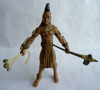 INDIANA JONES - RAIDERS OF THE LOST ARK - HASBRO 2008 - GUERRIER NAZCA (1) Complet - Figurines