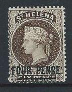 St. Helena SG 43c, Mi 18 * MH - Saint Helena Island