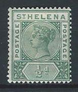 St. Helena SG 46, Mi 21 * MH - Saint Helena Island