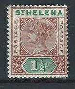 St. Helena SG 48, Mi 23 * MH - Saint Helena Island