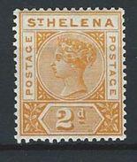 St. Helena SG 49, Mi 24 * MH - Saint Helena Island
