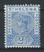 St. Helena SG 50, Mi 25 * MH - Saint Helena Island