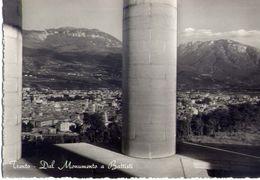 Trento - Dal Monumento E Battisti - 4 - Formato Grande Viaggiata – E 4 - Trento