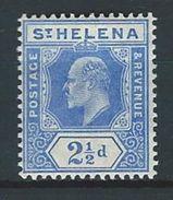 St. Helena SG 64, Mi 36 * MH - Saint Helena Island