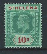 St. Helena SG 70, Mi 39 * MH - Saint Helena Island