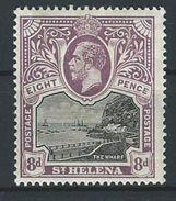 St. Helena SG 78, Mi 46 * MH - Saint Helena Island