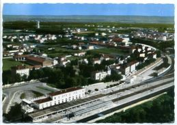 26 SAINT-RAMBERT-D'ALBON ++ Vue Aérienne. Au Premier Plan, La Gare ++ - Autres Communes