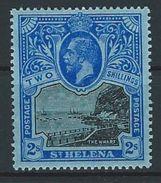 St. Helena SG 80, Mi 48 * MH - Saint Helena Island