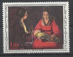 Francia. 1966. Le Noveau-Ne - Madonnas