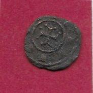 "Italie - Roi Normand De Sicile Manfred (1258-1266) Au Grand ""M"" Latin - Feudal Coins"