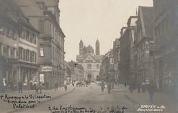 SPEYER / SPIRE - Hauptstrasse   ( Carte -photo )    Rare - Speyer