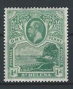 St. Helena SG 89, Mi 56 * MH - Saint Helena Island