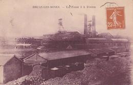 Carte 1930 BRUAY LES MINES / LA FOSSE 5 A DIVION (mine , Usine) - Autres Communes