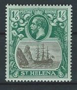 St. Helena SG 93, Mi 60 * MH - Saint Helena Island