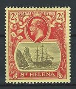 St. Helena SG 94, Mi 61 * MH - Saint Helena Island