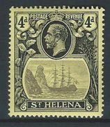 St. Helena SG 92, Mi 59 * MH - Saint Helena Island