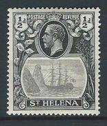 St. Helena SG 97, Mi 64 * MH - Saint Helena Island