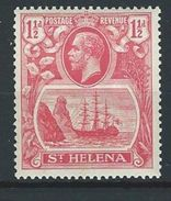 St. Helena SG 99, Mi 66 * MH - Saint Helena Island