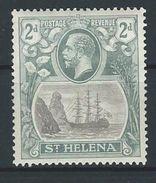 St. Helena SG 100, Mi 67 * MH - Saint Helena Island