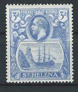 St. Helena SG 101, Mi 68 * MH - Saint Helena Island