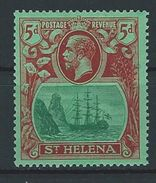St. Helena SG 103, Mi 69 * MH - Saint Helena Island