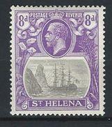 St. Helena SG 105, Mi 71 * MH - Saint Helena Island