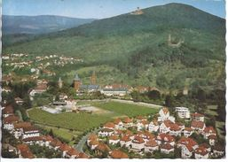 Weinheim  - Wachenburg - Gesamtansicht  **AK-93700-673** - Weinheim