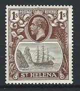 St. Helena SG 106, Mi 72 * MH - Saint Helena Island