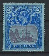 St. Helena SG 108, Mi 74 * MH - Saint Helena Island