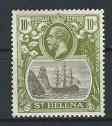 St. Helena SG 112, Mi 78 * MH - Saint Helena Island