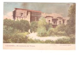 Espagne Caceres Monasterio De Yuste Monastere - Cáceres