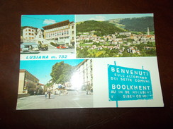B674  Lusiana Asiago Vicenza Viaggiata - Italia
