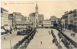 CHARLEROI -Place Du Sud - Le Jeu De Balle - Kiosque  (101455) - Belgien