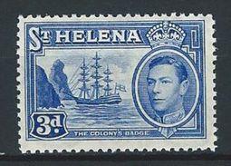 St. Helena SG 135, Mi 102 * MH - Saint Helena Island
