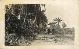 AFRIQUE LIBERIA   ( Carte Photo) - Liberia