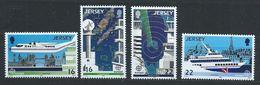 Jersey YT 429-432 XX / MNH Europa - Jersey