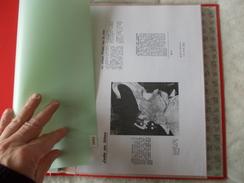 COPIE Cirque Pinder Documents Sur La Tournée 1992 Probable Copies - Vecchi Documenti