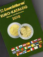 EUROPA LT-EURO Katalog 2018 Neu 13€ Mit Münzen Numisblätter Numisbriefe Banknoten Coins Numis-catalogue From EUROPE - Manuali