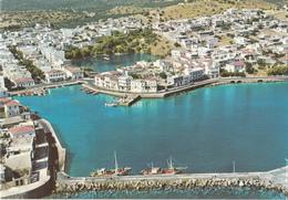 Griekenland - Kreta - Aghois Nikolaos - Kleur/color - Gebruikt/used - Griekenland