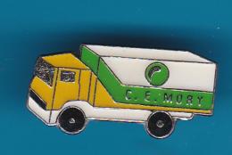 52755-Pin's.comité D'entreprise.Mory.transports.. - Transportation
