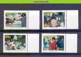 Ncf113 INDUSTRIE SCHOENENFABRIEK SHOE INDUSTRY MACHINES SOLE HEEL VENDA 1993 PF/MNH - Fabrieken En Industrieën